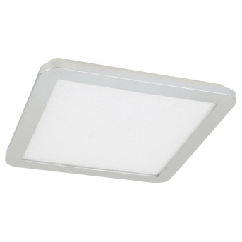 Plafonnier WOFI DONNA LED Chrome, 1 lumière