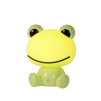 Lampe de table Lucide DODO Frog LED Vert, 1 lumière