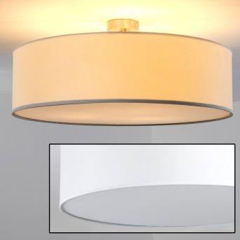Plafonnier Foggia Blanc, 3 lumières
