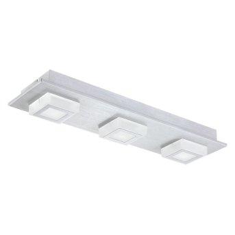 Applique ou plafonnier Eglo MASIANO LED Aluminium, 3 lumières