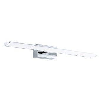 Lampe miroir EGLO connect TABIANO-C LED Chrome, 1 lumière, Changeur de couleurs