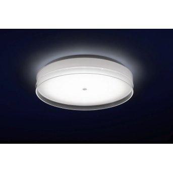 Plafonnier Helestra YUMA LED Blanc, 1 lumière