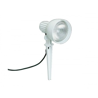 Projecteur de jardin Albert 2123 Blanc, 1 lumière