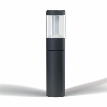 Borne lumineuse LEDVANCE SMART+ Gris, 1 lumière, Changeur de couleurs