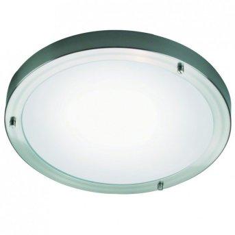 Plafonnier Nordlux ANCONA Acier inoxydable, 2 lumières