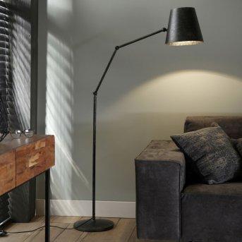 Lampadaire Westhoven Gris, 1 lumière