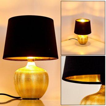 Lampe à poser Stampa Or, 1 lumière