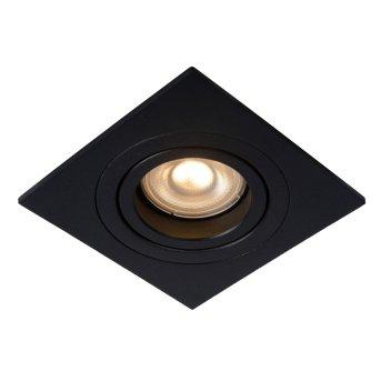 Spot encastrable Lucide TUBE Noir, 1 lumière
