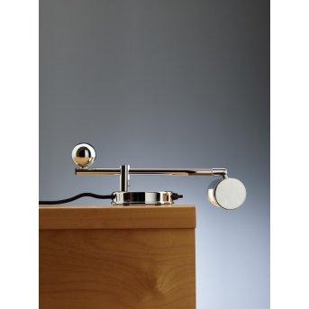 DS 28 Tecnolumen Lampe à poser Chrome, 1 lumière