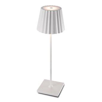 Lampe à poser Mantra K2 LED Blanc, 1 lumière