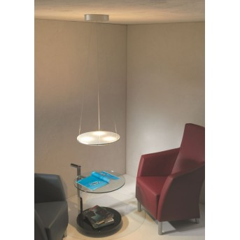 Suspension LED AVANTI Aluminium, 4 lumières