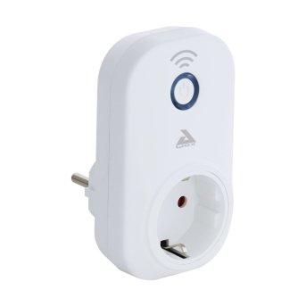 Prise EGLO CONNECT PLUG PLUS Blanc, 1 lumière