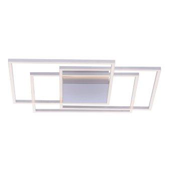 Plafonnier Paul Neuhaus INIGO LED Acier inoxydable, 3 lumières