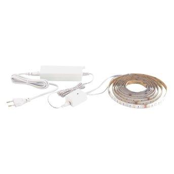Ruban lumineux EGLO LED-STRIPE-A Blanc, 1 lumière, Télécommandes