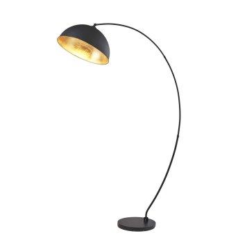 Lampadaire Globo STIRADO Noir, 1 lumière