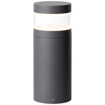 Borne d'éclairage AEG Lydon LED Anthracite, 1 lumière