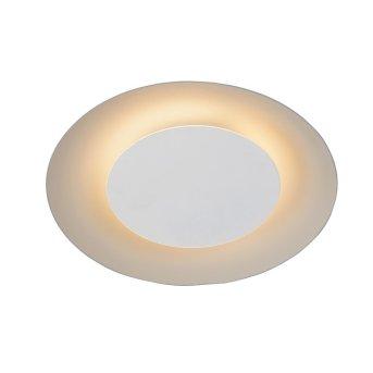 Plafonnier Lucide FOSKAL LED Blanc, 1 lumière