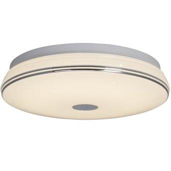 Plafonnier AEG Mondo LED Blanc, 1 lumière, Télécommandes