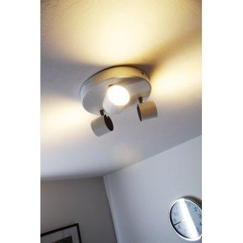 Spot Philips STAR LED Blanc, 3 lumières