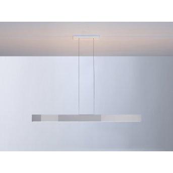 Suspension Escale VITRO Aluminium, 1 lumière