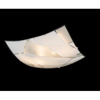 Plafonnier Globo Blanc, 2 lumières