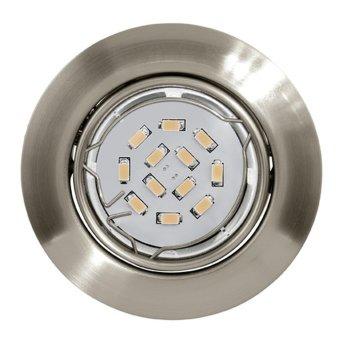 Lampe à encastrer Eglo PENETO Nickel mat, 1 lumière