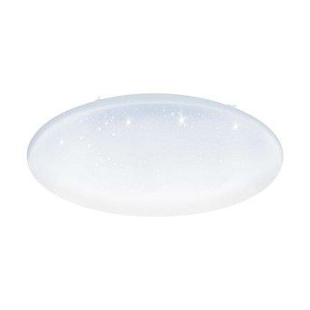 Plafonnier EGLO connect TOTARI-C LED Blanc, 1 lumière, Télécommandes