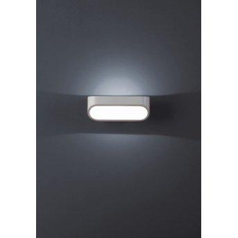 Applique murale Helestra ONNO LED Blanc, 1 lumière