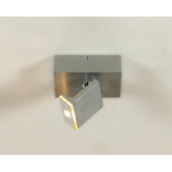 Spot plafond Bopp Elle LED Chrome, Aluminium, 1 lumière