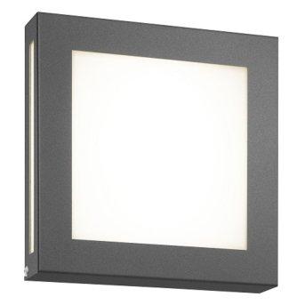 Applique murale d'extérieur CMD Aqua LED Anthracite, 1 lumière