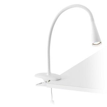Lampe â clipper Faro Lena LED Blanc, 1 lumière