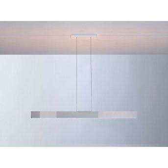 Suspension Escale VITRO LED Aluminium, 1 lumière