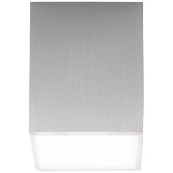 Plafonnier AEG Gillian LED Aluminium, 1 lumière