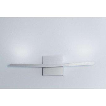 Applique Bopp ARCO LED Aluminium, 2 lumières