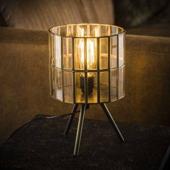 Lampe à poser OUDESTOIF Transparent, 1 lumière