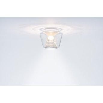 Plafonnier Serien Lighting ANNEX LED Chrome, 1 lumière