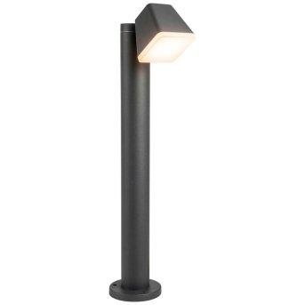Lampadaire d'extérieur AEG Isacco LED Anthracite, 1 lumière