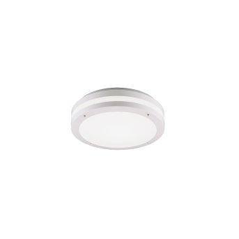Plafonnier Trio Piave LED Blanc, 1 lumière, Détecteur de mouvement