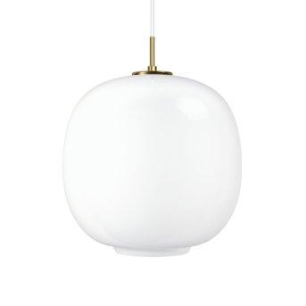 Suspension Louis Poulsen VL45 RADIOHUS Blanc, 1 lumière