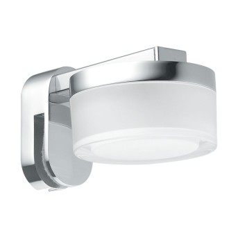 Lampe miroir EGLO ROMENDO LED Chrome, 1 lumière