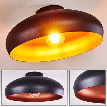 Plafonnier Guayo Cuivre, 1 lumière