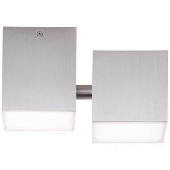 Plafonnier AEG Gillian LED Aluminium, 3 lumières