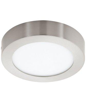 Lampe à encastrer Eglo FUEVA 1 LED Nickel mat, 1 lumière