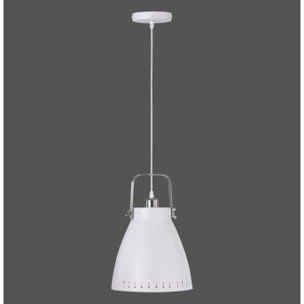 Suspension Leuchten Direkt EVA Blanc, 1 lumière
