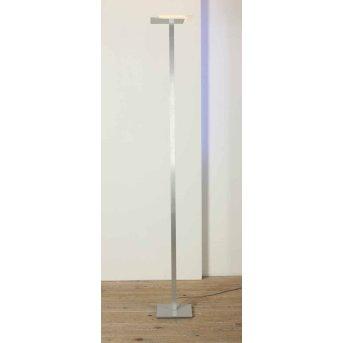 Lampadaire à vasque Bopp Flat LED Aluminium, 7 lumières