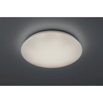 Plafonnier Reality Potz LED Blanc, 1 lumière