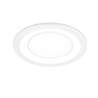 Spot encastrable Trio Leuchten CORE LED Blanc, 1 lumière