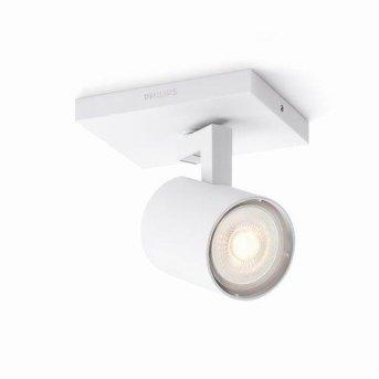 Plafonnier Philips Runner LED Blanc, 1 lumière