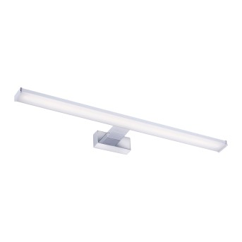 Lampe miroir Leuchten Direkt MATTIS LED Chrome, 1 lumière