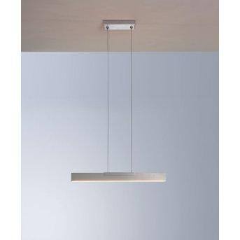 Suspension Bopp NANO LED Aluminium, 1 lumière